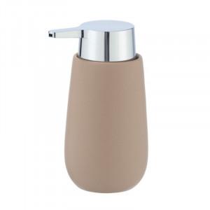 Dispenser bej nisipiu/argintiu din ceramica 320 ml Sammi Wenko