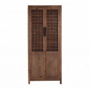 Dulap maro din lemn 210 cm Jinan Ali Vical Home