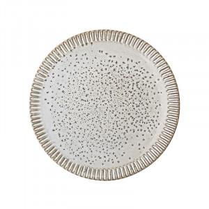 Farfurie din ceramica 20 cm Thea Bloomingville