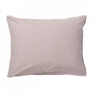 Fata de perna roz din bumbac 50x70 cm Hush Milkyway Rose La Forma
