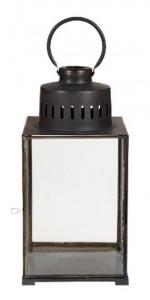 Felinar din fier si sticla 43 cm Benji LifeStyle Home Collection