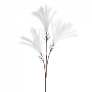 Floare artificiala din poliester si fier 113 cm Alegre Ixia
