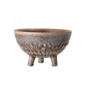 Ghiveci maro din ceramica 11,5 cm Juro Bloomingville