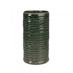 Ghiveci verde din ceramica 29 cm Padmini Lifestyle Home Collection