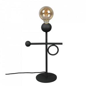 Lampa birou neagra din fier Loyd Dutchbone