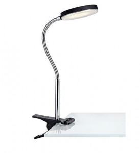 Lampa birou neagra din metal 40 cm Flexa Markslojd