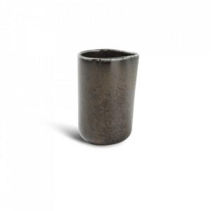 Latiera neagra din portelan 70 ml Ceres Fine2Dine