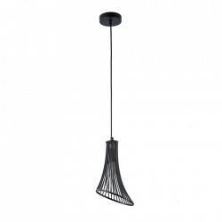 Lustra neagra din metal Ginger and Fred Design Maytoni