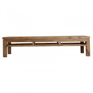 Masa de cafea maro din lemn 60x196 cm Saha Vical Home
