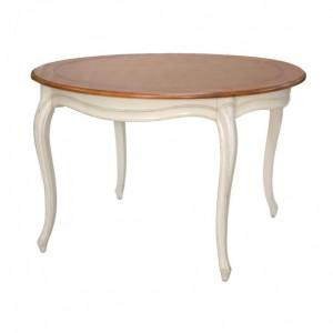 Masa din lemn de mesteacan 120 cm Verona Livin Hill
