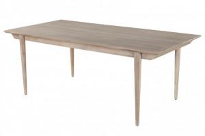 Masa dining din lemn de tec 100x200 cm Exki Zago