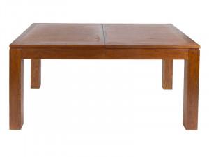 Masa extensibila din lemn mindi 160(220)x90 cm Stand Santiago Pons