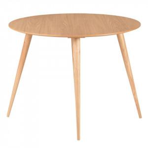 Masa rotunda din lemn 100 cm Calypso Zago