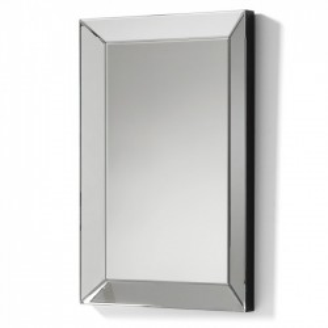Oglinda din sticla 90x60 cm Lena Kave Home