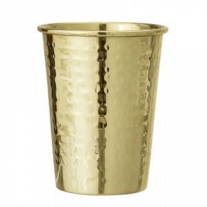 Pahar auriu din otel 420 ml Tivas Bloomingville