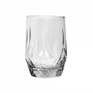 Pahar transparent din sticla 225 ml Astrid Bloomingville