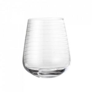 Pahar transparent din sticla 450 ml Alva Bloomingville