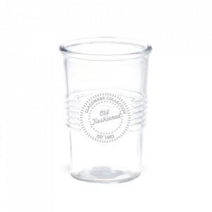 Pahar transparent din sticla 530 ml Old Fashioned Zeller