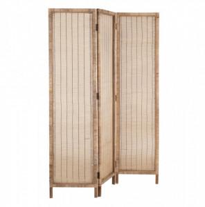 Paravan maro din bambus 170 cm Tintina Ixia