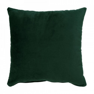 Perna decorativa verde din catifea 40x40 cm Lido House Nordic