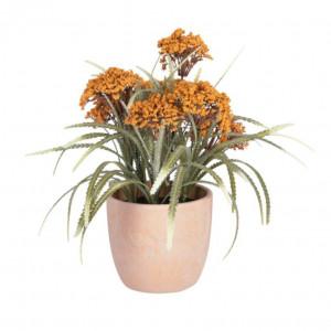 Planta artificiala cu ghiveci din polietilena 29 cm Wild La Forma