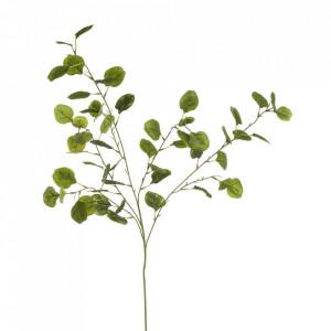 Planta artificiala verde din poliester si polietilena 100 cm Eucalyptus Tall Unimasa