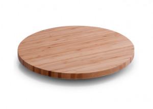Platou maro din lemn 35 cm Bamboo Serving Plate Zeller