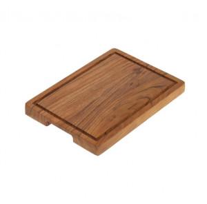 Platou maro din lemn de salcam 25x35 cm Zipa La Forma