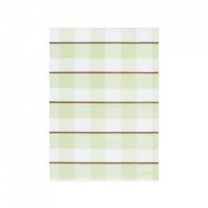 Prosop pentru bucatarie multicolor din bumbac 50x70 cm Ren Grid Normann Copenhagen
