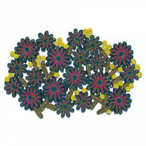 Protectie masa 50x35cm Pot mat Passiflora Seletti