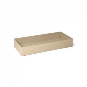 Raft crem din metal 89,6 cm Punctual Box Ferm Living