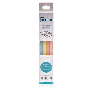 Set 4 paie multicolore din silicon Colors Fommi