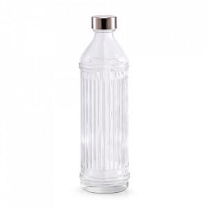 Sticla transparenta cu dop 970 ml Runner Zeller