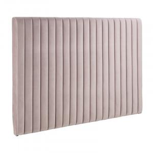 Tablie pat roz prafuit din textil 192 cm Doria Actona Company