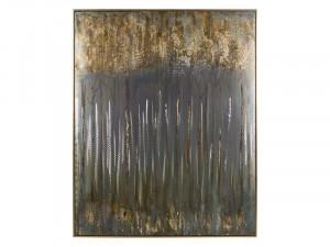 Tablou din aluminiu 80x100 cm Glama Santiago Pons