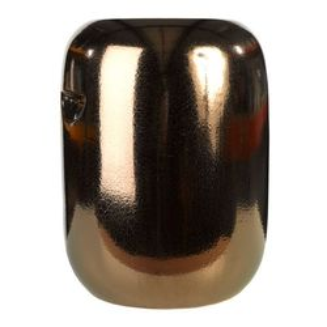Taburet auriu din ceramica 33,5 cm Pill Pols Potten