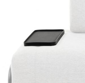 Tava pentru canapea 21x54 cm Compo Kave Home