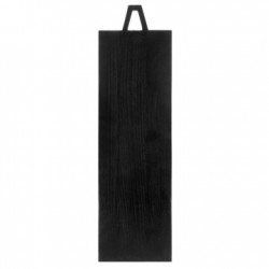 Tocator din lemn negru 80x23 cm Black XL HK Living
