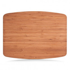 Tocator dreptunghiular maro din lemn 30x40 cm Anderson Zeller