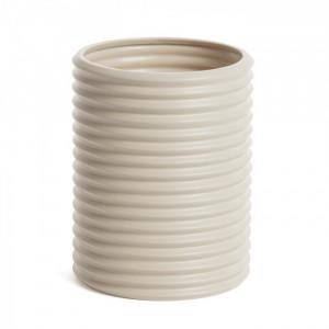 Vaza alba din ceramica 25 cm Aleray Kave Home