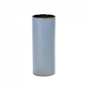 Vaza albastra din ceramica 22 cm Terres de Reves Serax
