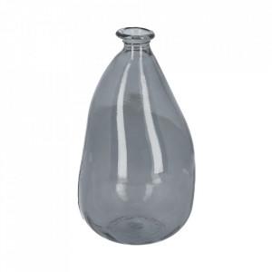 Vaza albastra din sticla 36 cm Brenna Kave Home