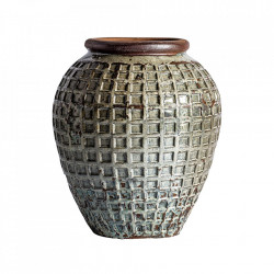 Vaza multicolora din ceramica 72 cm Dede Vical Home