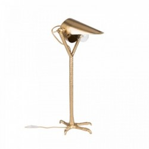 Veioza alama ajustabila Falcon Brass Dutchbone