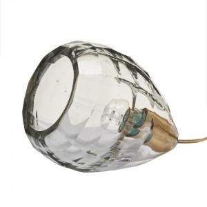 Veioza transparenta din sticla 26 cm Cicle Pols Potten