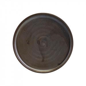 Farfurie maro din ceramica 13,5 cm Forrest Nicolas Vahe