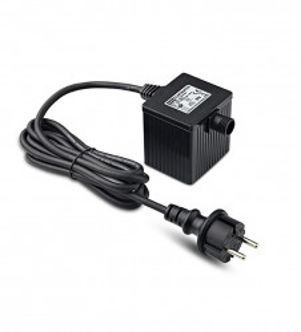 Transformator electric 2 m Garden Transformer Black Markslojd