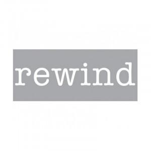Decoratiune luminoasa alba din sticla Neon Art Rewind Seletti