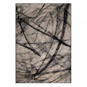 Covor maro din viscoza 170x240 cm Bob Brown White Label