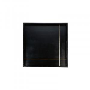 Tava patrata din lemn 35x35 cm Mavin LifeStyle Home Collection